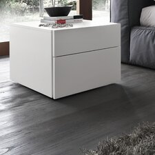 Matrix 2 Drawer Nightstand by Rossetto USA