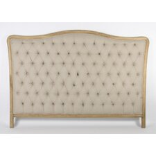 Maison Queen Upholstered Panel Headboard by Zentique Inc.