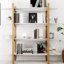 70 Accent Shelves Bookcase by Kure