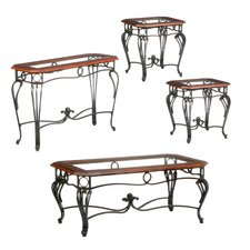 Troy 4 Piece Coffee Table Set by Wildon Home
