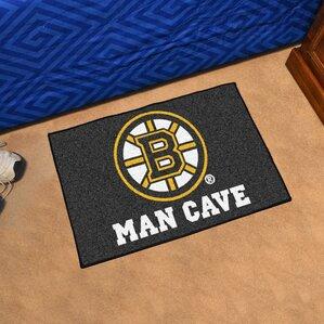 Nhl Boston Bruins Man Cave Starter
