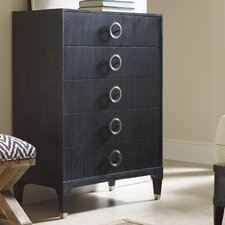 Atherton 5 Drawer Standard Chest by Brownstone Furniture