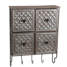 4 Drawer Wall Mounted Coat Rack by Laurel Foundry Modern Farmhouse