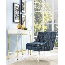 Henriques Velvet Chair by Willa Arlo Interiors