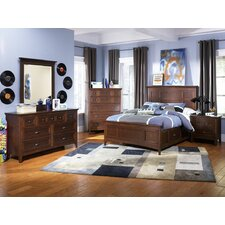 Diana Panel Customizable Bedroom Set by Darby Home Co