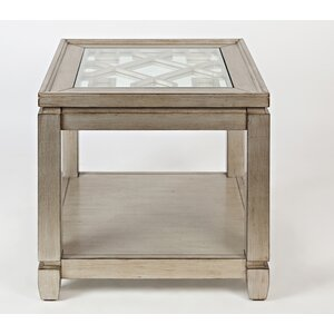 Stillwater End Table by Three Posts