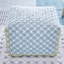 Silai Small Ottoman by GAN RUGS