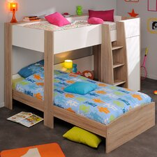 Magellan Twin Over Twin Bunk Bed by Parisot