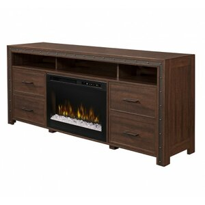 Firebox 66 TV Stand with Fireplace by Dimplex