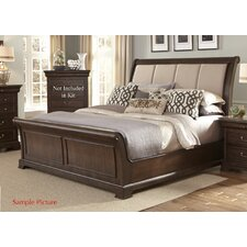 Greenacre Queen Sleigh Bed by Darby Home Co