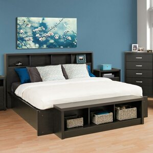 reiby platform bedframe - Wood Bed Frame Queen
