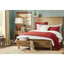 Brownstone Village Platform Bed by Legacy Classic Furniture