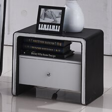 Liam 1 Drawer Nightstand by Container