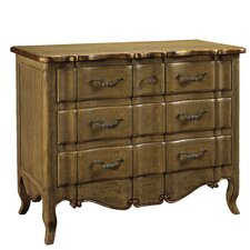 Modernly Classic Commode Chest by French Heritage