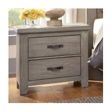 Corydon 2 Drawer Nightstand by Darby Home Co
