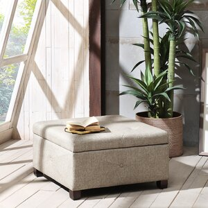 Bantom Ottoman by Darby Home Co