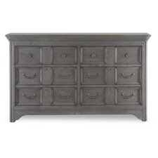 Shelter Cove 6 Drawer Double Dresser by Magnussen Furniture