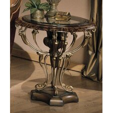 Ravenna End Table by Benetti's Italia