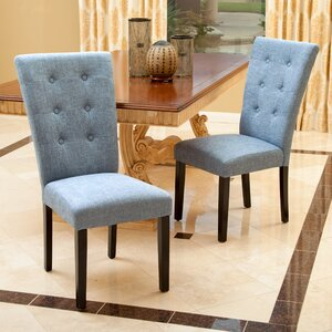 Danner Parsons Chair (Set of 2) by Mercury Row