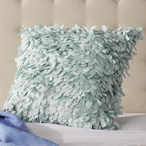 Amazing Tonnele Ruffle Throw Pillow