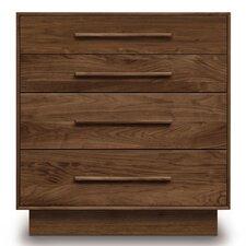 Moduluxe 4 Drawer Dresser by Copeland Furniture