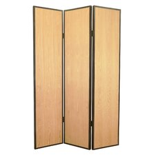 71 x 47 Element 3 Panel Room Divider by Screen Gems