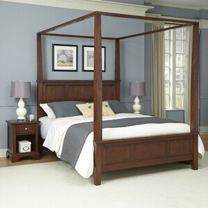 Borden Canopy 3 Piece Bedroom Set