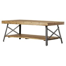 Modern Rustic Coffee Table