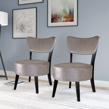 Lazzaro Side Chair (Set of 2) by Willa Arlo Interiors