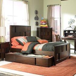 Magnussen Twilight Panel Customizable Bedroom Set & Reviews   Wayfair