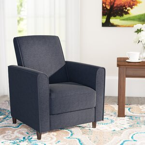 Farnsworth Solid Armchair by Andover Mills