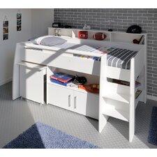 Swan Midsleeper Twin Standard Bed by Parisot