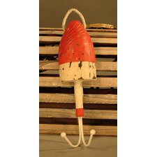 Buoy Wall Hook (Set of 2) by Judith Edwards Designs