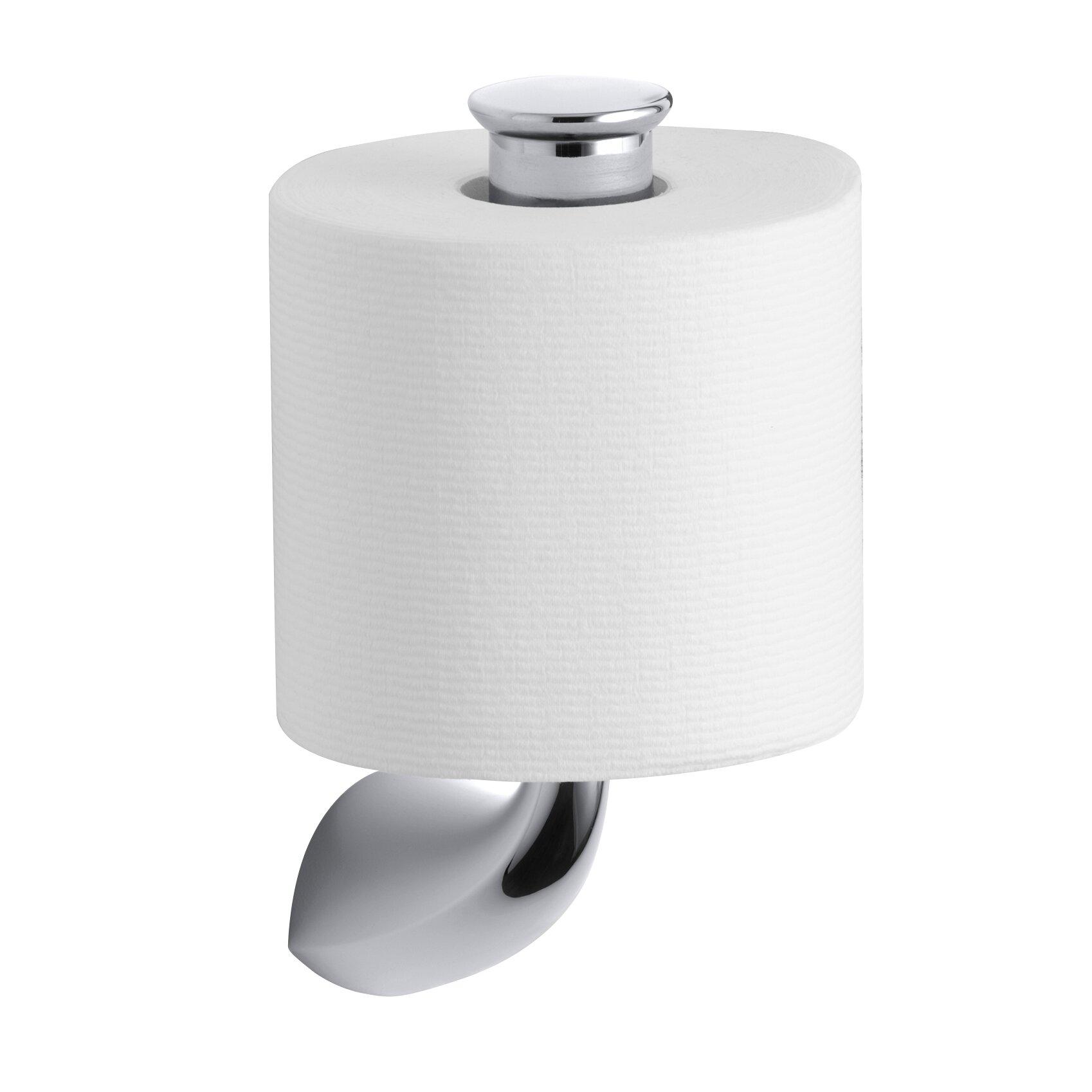alteo vertical toilet paper holder