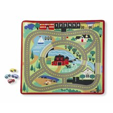 Round the Town Road Area Rug