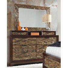 Adonia 8 Drawer Dresser by World Menagerie
