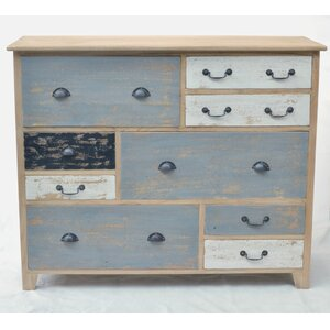 Bentham 9 Drawer Chest of Drawers