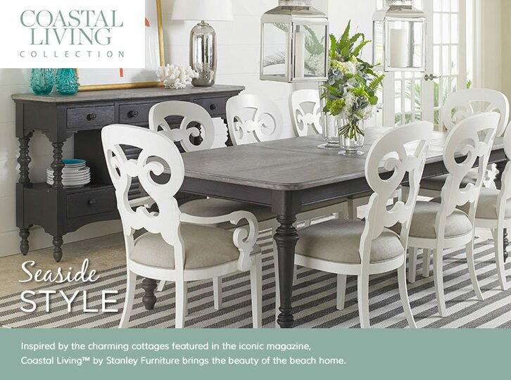 coastal living by stanley furniture wayfair - Stanley Furniture Dining Room Set