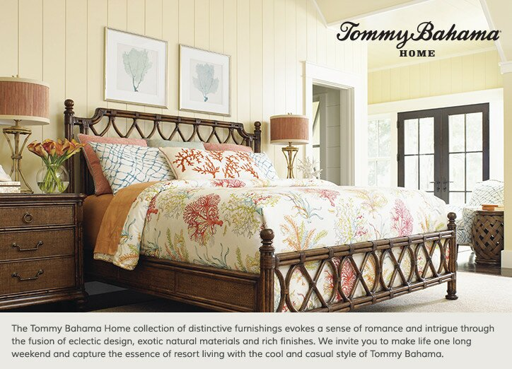 - Tommy Bahama Home Wayfair
