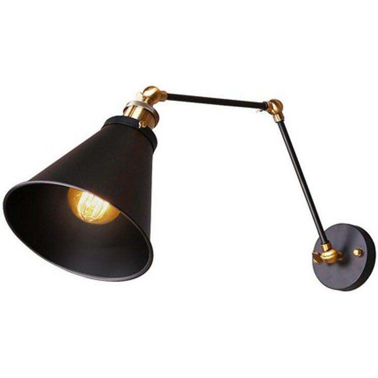 Highlightusa Metal Industrial 1 Light Swing Arm Reviews