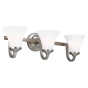cincinnati 3 light bath vanity light