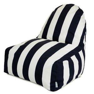 Stripes Bean Bag Lounger by Longshore Tides