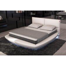 Belafonte Upholstered Platform Bed by Wade Logan