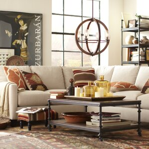 Rhodes Down Blend Sectional