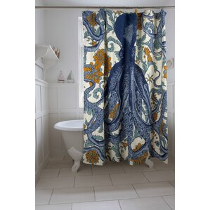 Gregory Octopus Shower Curtain