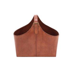 Raylan Leather Magazine Holder