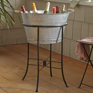 Crowley Beverage Tub with Stand