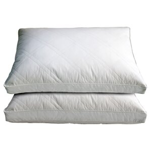 Goose Feather Pillow (Set of 2)