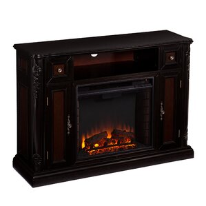 Kristi TV Stand with Electric Fireplace