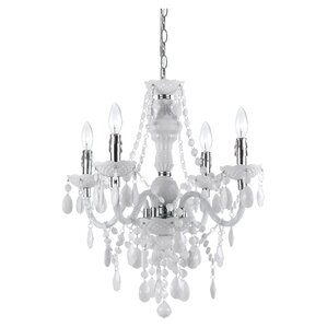 Brie 4-Light Mini Chandelier